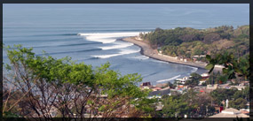 surf la libertad, el salvador, travel hotels