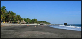 playa el tunco, sunzal, la libertad, central america, surf travel hotels surf camps hostals travel tips
