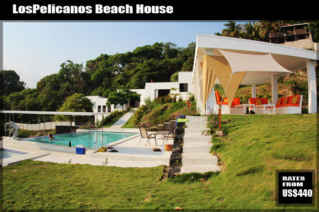 beach house los pelicanos