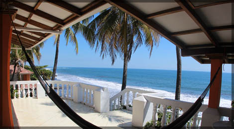 beach house for rent playa el tunco